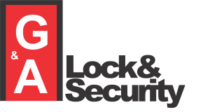 G&A Lock and & Security Company Logo
