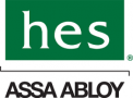 Image of hes Assa Abloy company logo
